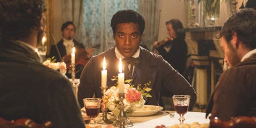 Chewitel Ejiofor in 12 Years a Slave