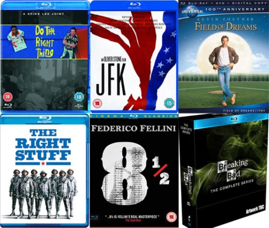 DVD and Blu-ray Picks 04-11-13