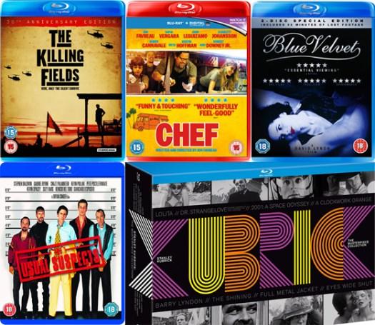 DVD and Blu-ray Picks for November 2014