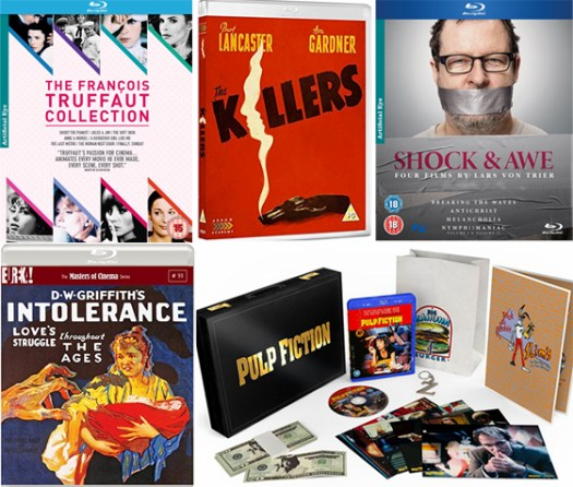 DVD and BLU-RAY Picks for DECEMBER 2014