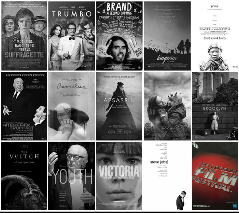 The London Film Festival 2015