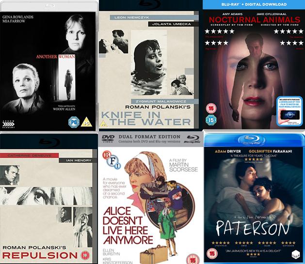 DVD & Blu-ray Picks: March 2017