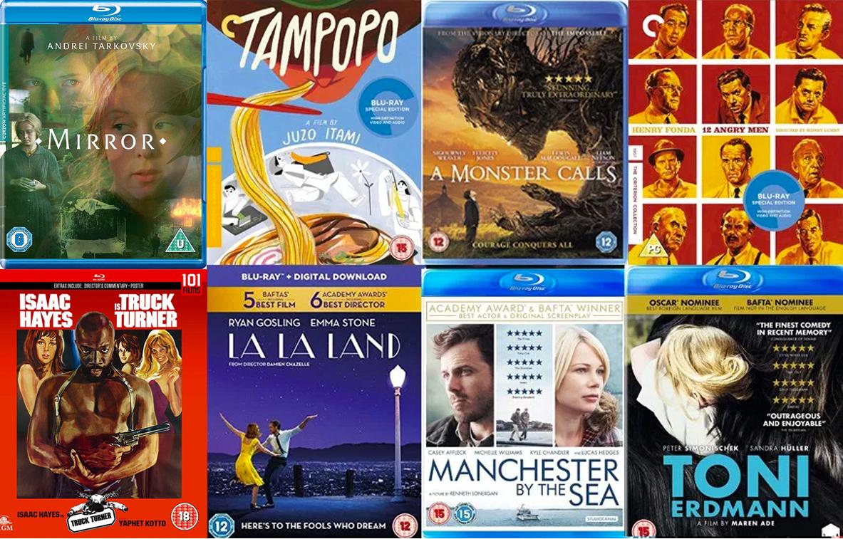 DVD & Blu-ray Picks: May 2017