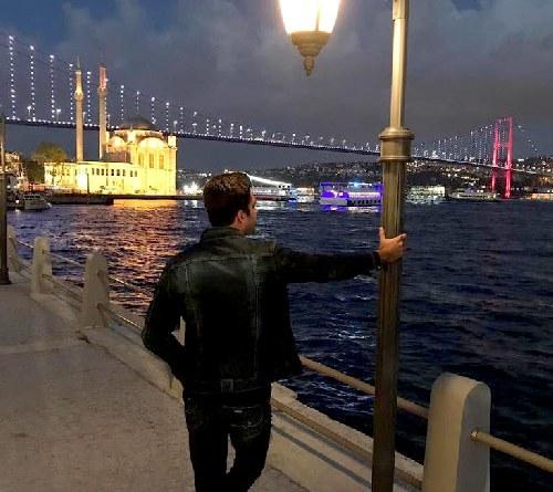 avinash-savhdev-istanbul-ziyareti