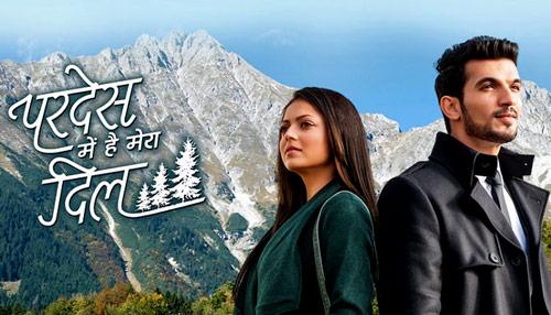 Pardes Mein Hai Mera Dil en iyi hint dizisi