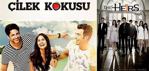 ÇİLEK KOKUSU - THE HEIRS