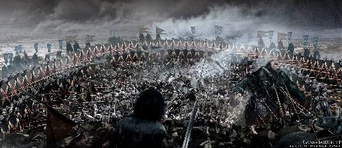 Battle-of-the-Bastards görsel şölen