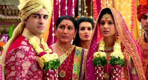 Saraswatichandra--Kumud--evleniyor