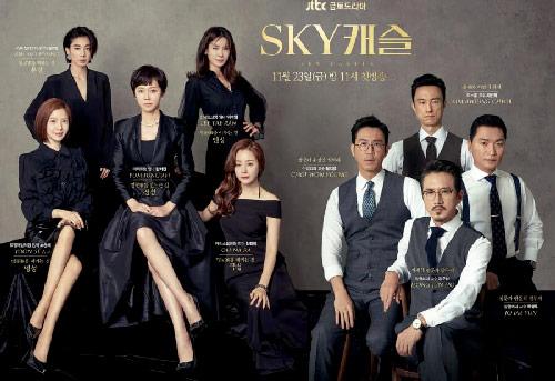 sky-castle-kore-dizisi-konusu