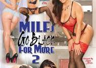 MILFs Go Black filme porno 2015 HD bluray .