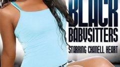 Black Babysitters 2015 filme porno noi HD .