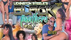 Black Panthers 4 filme porno online cu negri 2015