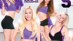 Creampied Cheerleaders 5 filme porno 2015 full HD