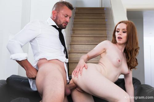 Roscata Ella Hughes sex cu o pula mare xxx 2019 HD . 4