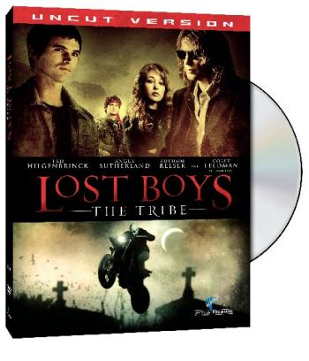 Lost Boys: The Tribe DVD