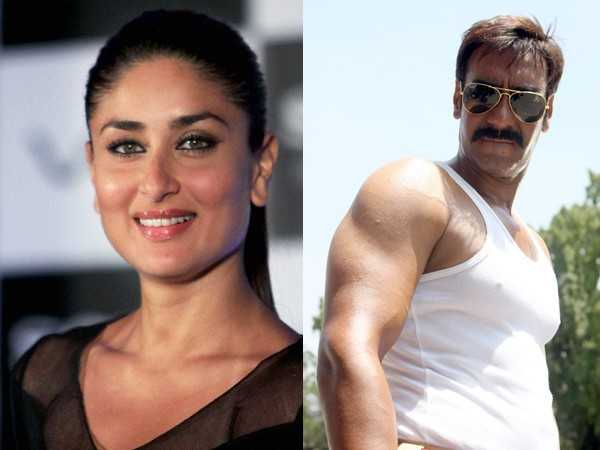 Kareena in Singham 2?