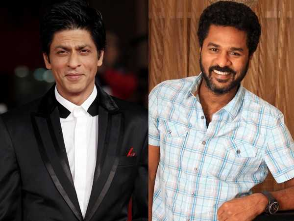 SRK to do a film with Prabhudheva?