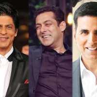 Shah Rukh Khan Salman Khan and Akshay Kumar listed on Forbesâ 100 highest paid global celebs