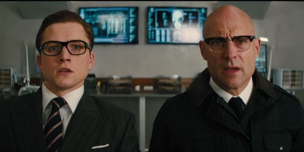 [Film Image] Kingsman: The Golden Circle
