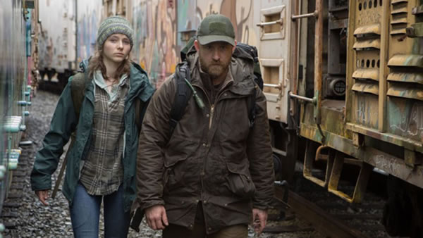 Film Image: Leave No Trace