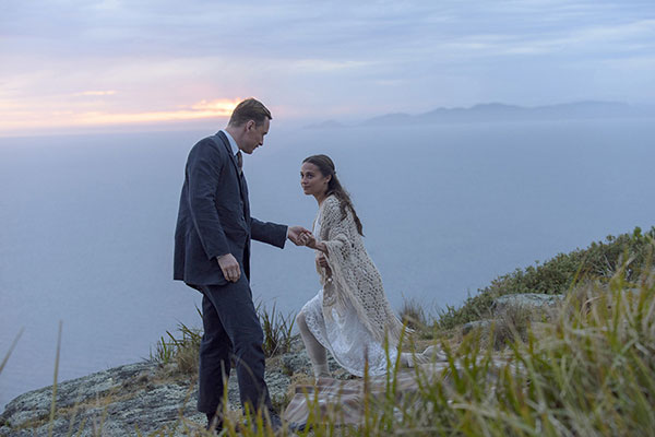 Film Image: The Light Between Oceans