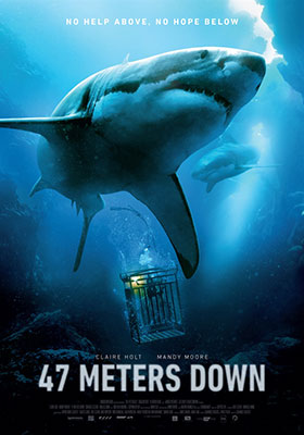 Film Poster: 47 Meters Down