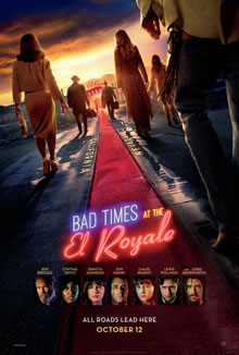 Film Poster: Bad Times At The El Royale