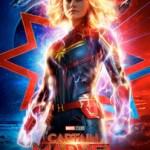 Film Poster: CAPTAIN MARVEL
