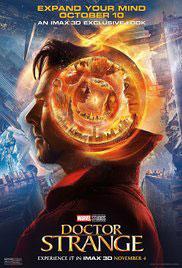 Film Poster: Doctor Strange