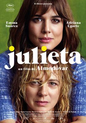 Film Poster: Julieta