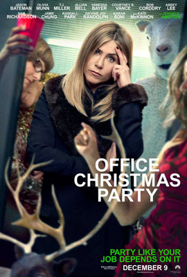 Film Poster: Office Christmas Party