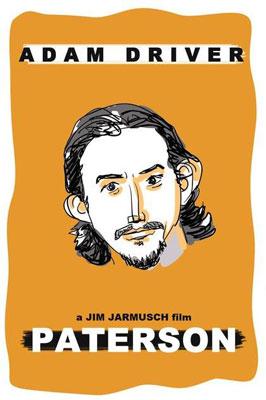 Film Poster: Paterson