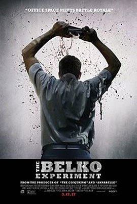 Film Poster: The Belko Experiment