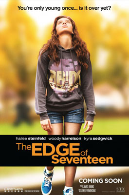 Film Poster: The Edge of Seventeen