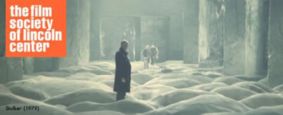 The Film Society of Lincoln Center presents REVISITING TARKOVSKY
