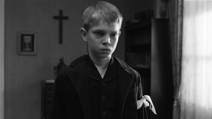 Leonard Proxauf in THE WHITE RIBBON | Photo Credit: The Film Society of Lincoln Center/Sony Pictures Classics