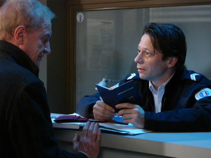 Mathieu Amalric in WILD GRASS | Photo Credit: The Film Society of Lincoln Center/Sony Pictures Classics