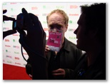 CineVegas11 - FFT Photo Coverage -- TELLER(OF PENN & TELLER)
