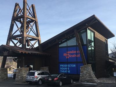 2018 Sundance Film Festival - Prospector Square Theatre