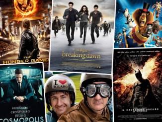 film cinema 2012