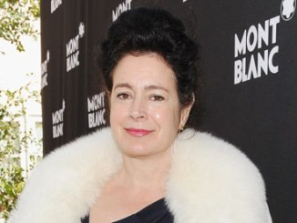 Sean Young at a pre-Oscars party, 25 February 2012
