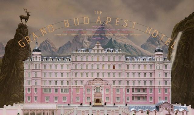 The Grand Budapest