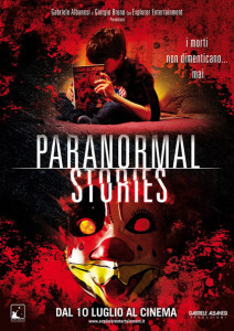 paranormal stories poster
