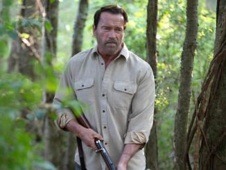 Arnold Schwarzenegger in MAGGIE., from Roadside Attractions press site
