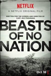 beast of no nation locandina