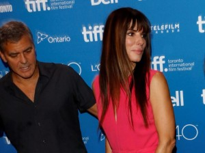 Clooney e Bullock al Toronto Film Festival