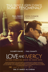 locandina Love and Mercy