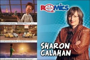 romics-animazione sharon calahan