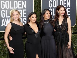 red carpet dei golden globes 2018