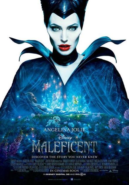 Nieuwe poster Maleficent